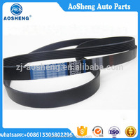 6PK1560 CR/HNDR/EPDM oem car spare parts transmission rubber timing belts auto poly ribbed v belt Korea