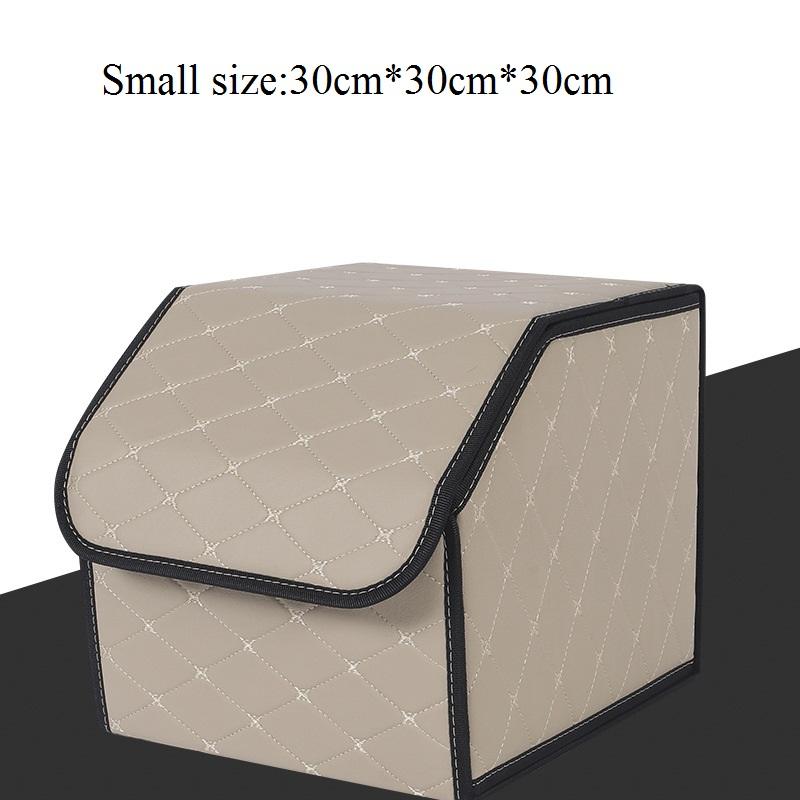 30*30*30 см органайзер для багажника автомобиля, коробка для хранения, складной большой размер для бутылок, кошек, собак, инструментов, контейне...(Китай)