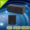 Promotional gift fm radio usb sd card reader mp3 mp4 speaker custom speaker for selling