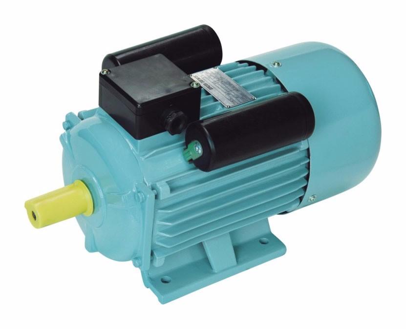 Mini Electric Motor 220v 370w Single Phase Asynchronous Motor - Buy ...
