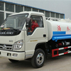 3360mm wheelbase 1500gallons forland liquid water carrying loading spraying vehicle truck