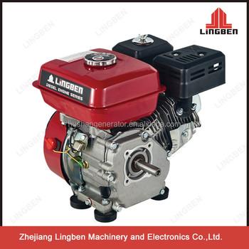 Lingben 5.5hp Gasoline Honda Engine Gx160 163cc Lb 168f - Buy Engine
