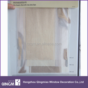 Most Elegant Venetian Vertical Blind With Imported Fabric