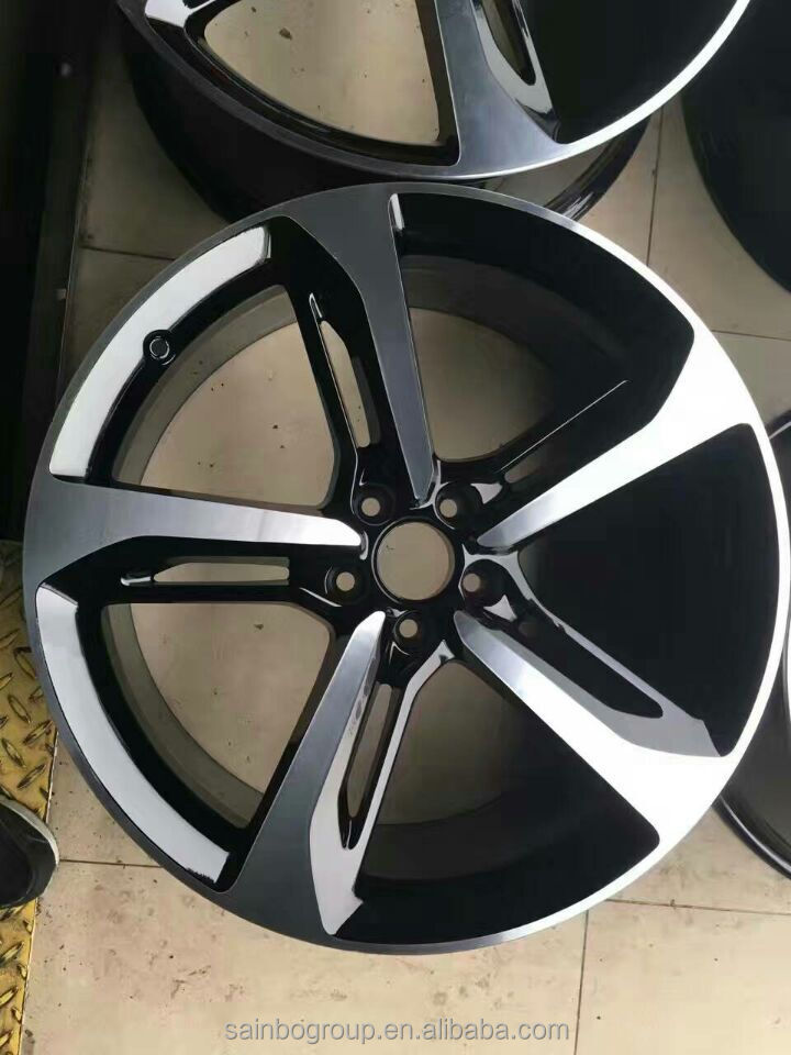 Big size alloy steel wheel /rim/disk/hub from sinbo factory F 19