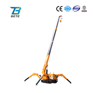 China New 3T Foldable Mini Spider Crane for Narrow Working Place