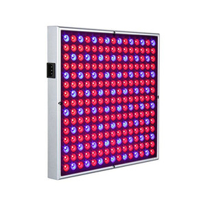 2018 Hot sale full spectrum UV/IR 45W LED Plant Grow Light Panel replace 100W HPS/MH for indoor greenhouse