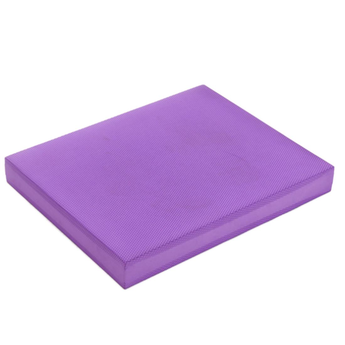 2017 Wholesale Non Slip Yoga Balance Pad Thicken Yoga Mat