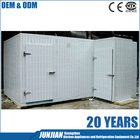 High tech vegetable meat cold room freezer room / walk in freezer for kitchen