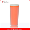 Wholesale 400ml double wall paper coffee cups with lid (KL-5009)
