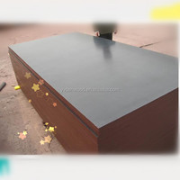 1220x2440mm hardwood core cement plywood board for construction use