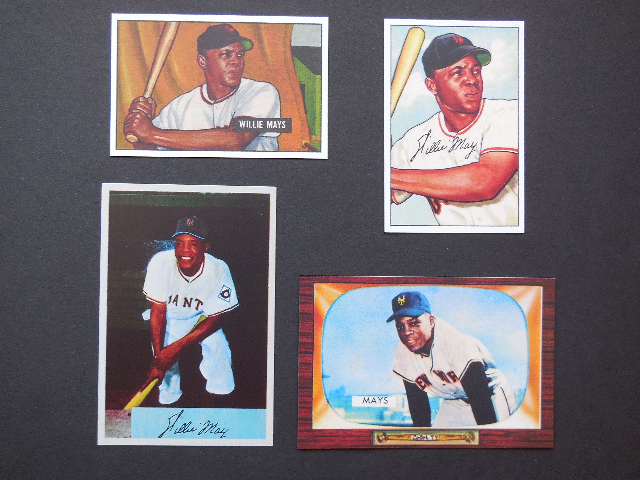 Buy Willie Mays Baseball Card 1978 Olde Cards Halsey Hall Recalls