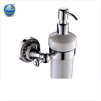 Modern Ceramic Bathroom Soap Dispenser