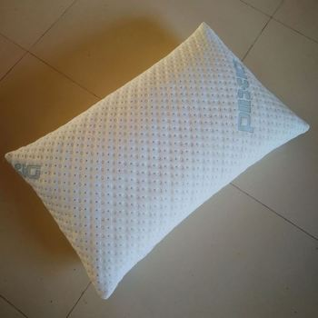 High End Knitted Fabric Shredded Memory Foam Pillow