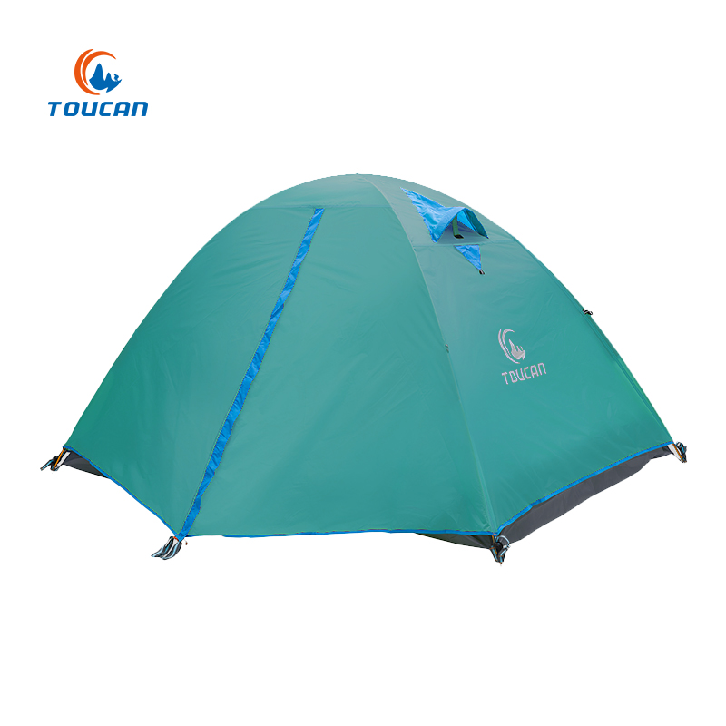 3 Season Travelling Outdoor Camping Tent фото