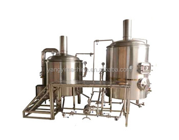 800L beer machine combination tank micro beer brewing equipment