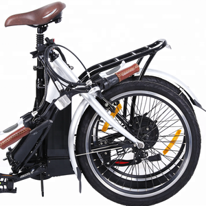 250 watts mini folding electric bicycle and cheap foldable e bike with lithium battery electrical fold bike in hot sale for rent