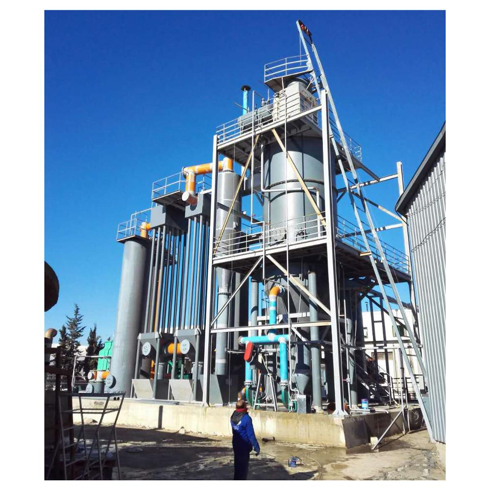 Rufused RDF gasification power plant suppliers