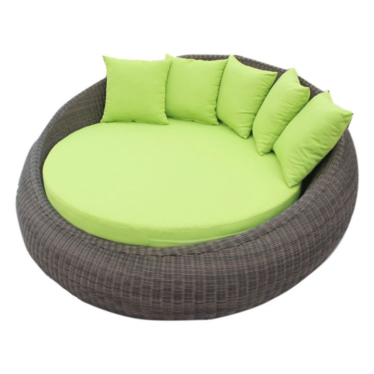 Lounge sofa rund  Round Lounge Bed, Round Lounge Bed Suppliers and Manufacturers at ...