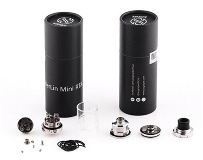 Augvape Merlin Mini RTA Atomizer, 2ml Merlin Mini RTA from Augvape