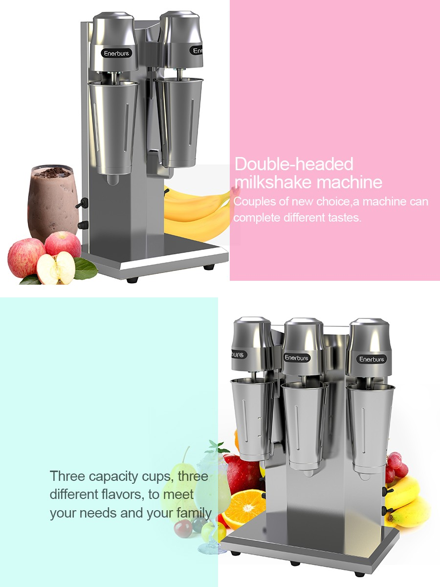 the best performance electric single spindle milk shake making machine including stainless steel cup - Milkshake Machine