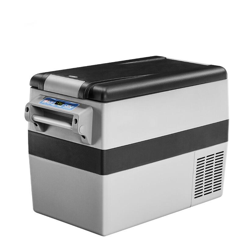42L 24v portable compressor fridge freezer car cooler