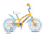 "12"" /14""/16""/18"" STEEL CHILDREN BIKE FOREVER SFX12019 KIDS BIKE"