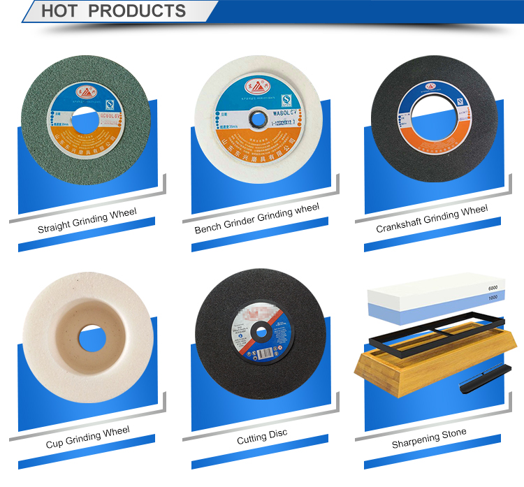China Wholesale 4 inch Abrasive Metal Cutting Disc