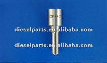 Common Rail injector nozzle DSLA143P1523/0433175450 on injector 0445120060 for C ummins ISDE Engine
