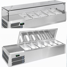 Ordinaire Custom Salad Bar, Custom Salad Bar Suppliers And Manufacturers At  Alibaba.com