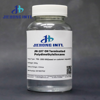 High Viscosity Hydroxy Terminated Silicone Oil for Textile CAS NO.70131-67-8