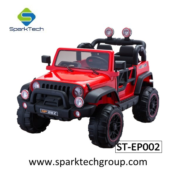 2017 Newest Jeeps Kids Electric Car For Kids, Battery Operated Cars Vehicles For Children