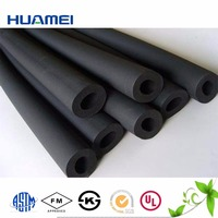 Elastomeric Nitrile Closed Cell rubber foam Copper Pipe Insulation