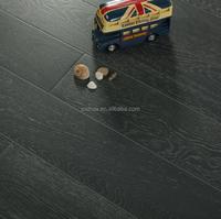 Solid Oak Flooring Handscraped 125mm x 18mm Wood Floor Hardwood Sample