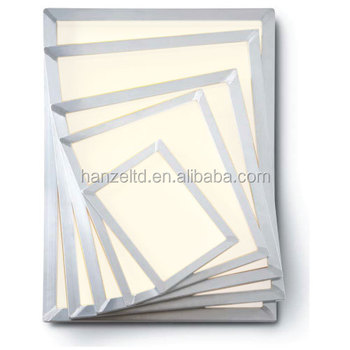 Hanze factory pre-stretch aluminum screen printing frames