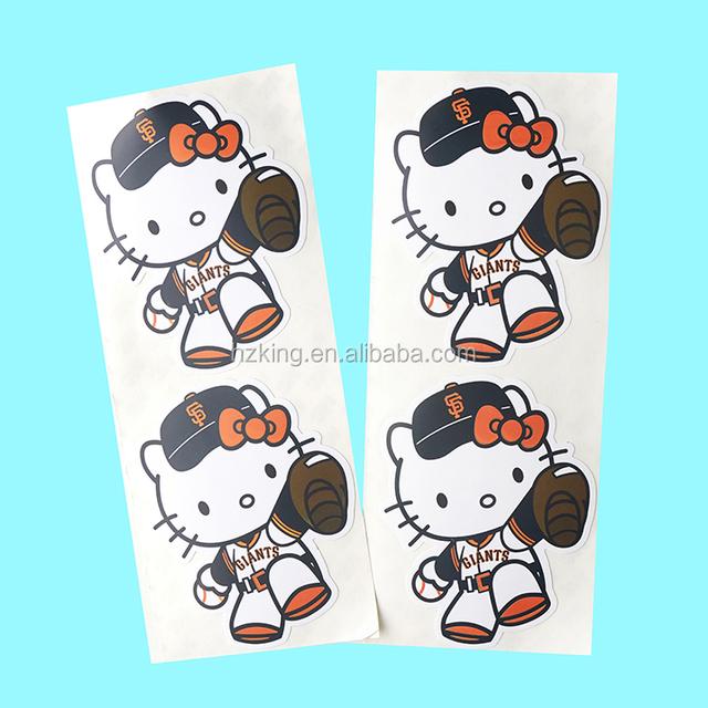 Buy Cheap China Custom Vinyl Stickers Logo Products Find China - Hello kitty custom vinyl stickers