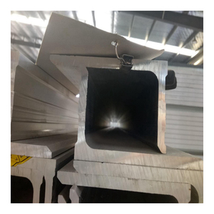Manufacturer Cheap Customized Shapes Aluminium Extruded /1mm-2mm Thickness Small Aluminium Profiles/U Channel Formwork