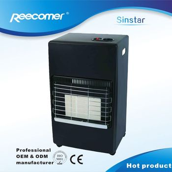 St g001 natural gas heater installation buy natural gas for Natural gas heating options