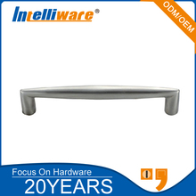 Zinc alloy 13mm drawer furniture handle with AB/AC surface