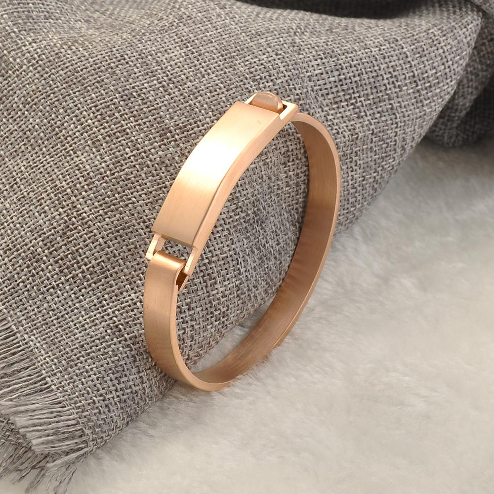 Trending Products 2019 New Arrivals Stainless Steel Gold Jewellery Designs Bangles