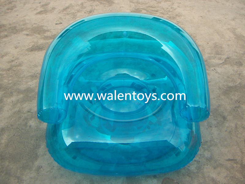 Inflatable Baby Sofa Chair Pvc Air Product On