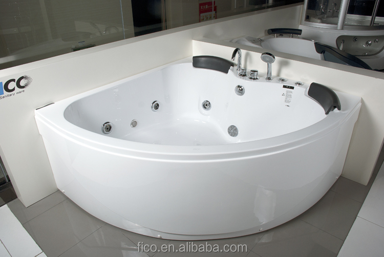 FICO Corner Massage bathtub FC-272