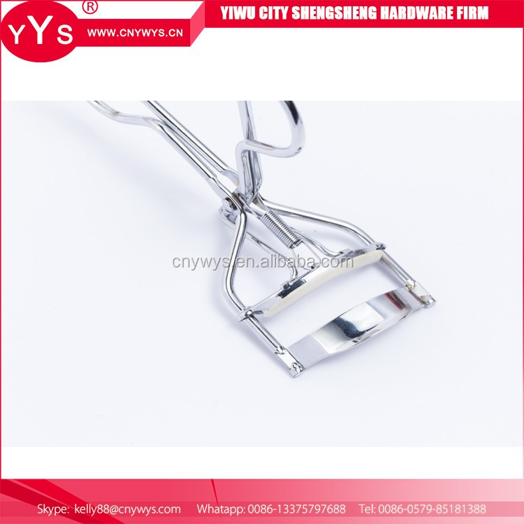 2016 Hot selling products stainless steel tweezers wholesale tweezer and eyelash curler set