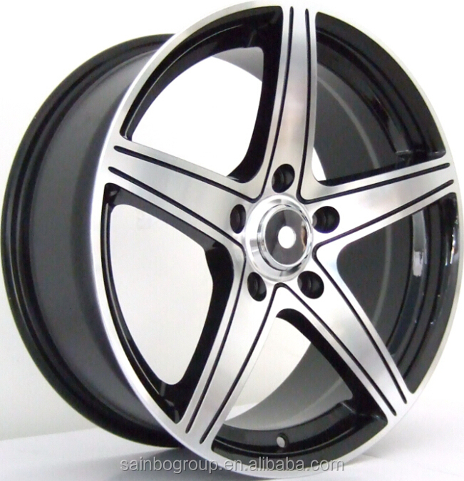 colorful Alloy wheel rim for sale 15/16/17/18/19 -19