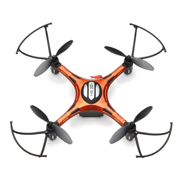 Porfession drones Eachine H8 3D Mini 2.4G 4CH 6Axis Inverted Flight One Key Return RC Quadcopter RTF model 2