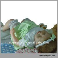 newborn lifelike vinyl weighted alive reborn baby dolls