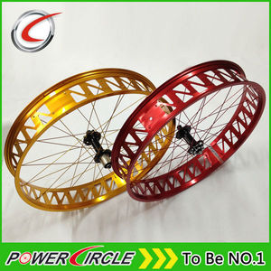 Factory Direct Power P95D bicycle trailer wheels