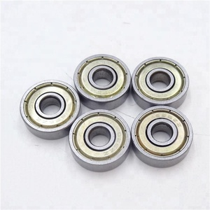 Stainless steel Miniature 6*19*6mm deep groove ball bearing S626 S626Z S626ZZ