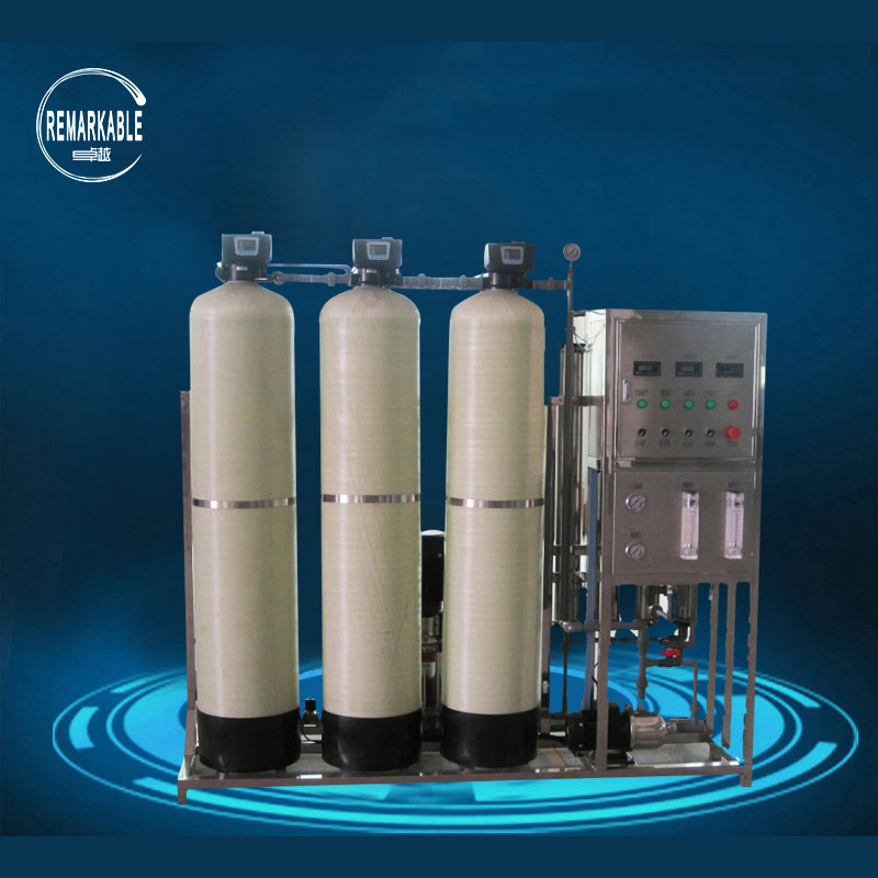 ZYRO 250 lph Industrial RO Water Treatment Plant Price