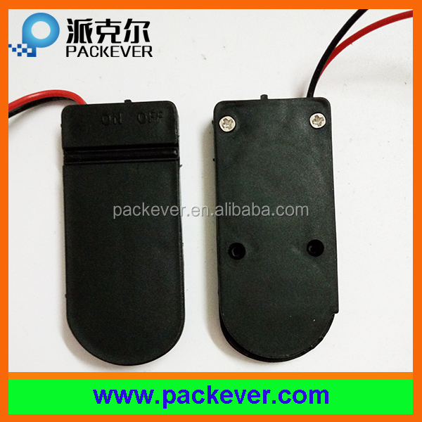 2 X Cr2032 Coin Cell Battery Holder 6v Output With On Off Switch