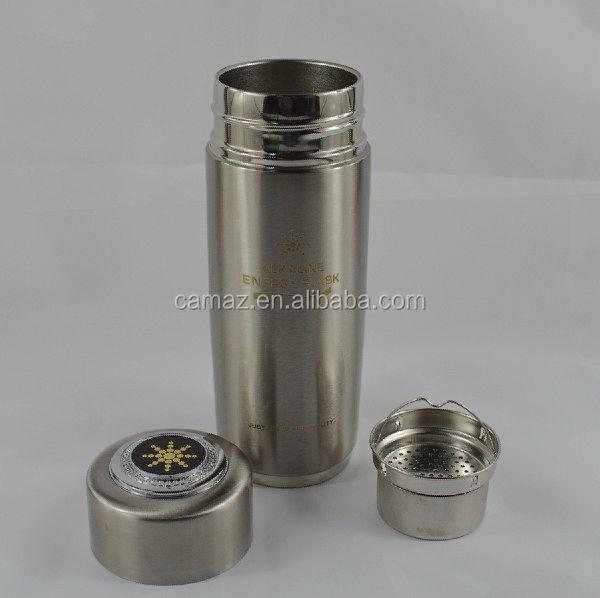 Portable Nano équilibre BIO Energy bouteille Alcalin d/'eau Ioniseur bouteille tasse fiole